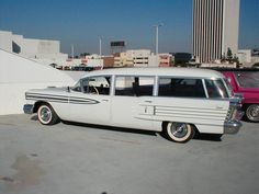 ◆1958 Oldsmobile Hearse◆