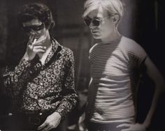 andy warhol and lou reed 1967