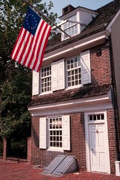 Betsy Ross House :)