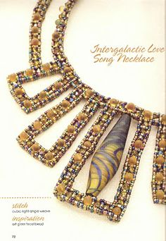 Book Review - Artistic Seed Bead Jewelry - The Beading Gem's Journal