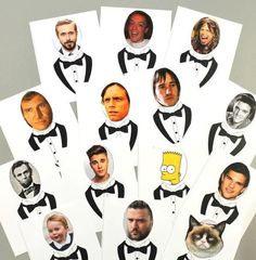 Who Has The Groom - Bachelorette Party Game