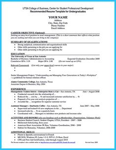 College Student Resume No Experience Cool Best Current College Student Resume With No Experience Check