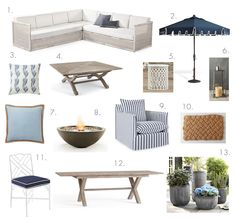 A few of you asked that I do a post about outdoor furniture after seeing some great items in catalogs you've been getting. Well believe me, I get the same ones and was thinking about this too! I want to give my little patio a freshen up for the spring/summer and my new office has …