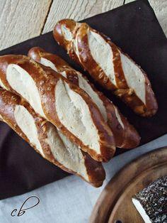 Pane buono. Tanto, tanto buono. Laugenbrot