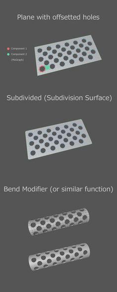 FAQ: How u model dem shapes? Subd mini-tuts AKA USE THE RIGHT AMOUNT OF GEO - Page 221 - Polycount Forum