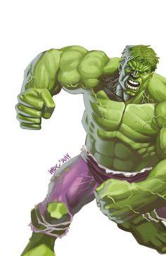 #Hulk #Fan #Art. (The Hulk) By: Mark De Castro. (THE * 3 * STÅR * ÅWARD OF: AW YEAH, IT'S MAJOR ÅWESOMENESS!!!™)[THANK Ü 4 PINNING!!!<·><]<©>ÅÅÅ+(OB4E)