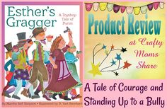Review of Esther's Gragger: A Toyshop Tale of Purim Esther Bible, Book Of Esther, Jewish High Holidays, Jewish Calendar, Fun Facts For Kids, Yom Kippur, Children And Family, Stand Up, Bullying