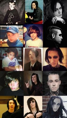 Omg! Motionless in white before they were motionless in white