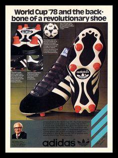 adidas advert - 1978