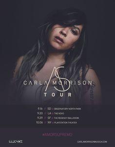 Carla Morrison Announces Tour Dates #CarlaMorrisonmx #AmorSupremoTour2016 #AmorSupremo