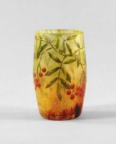 Daum nancy philip chasen antiques page 2 - 1000 Images About Daum On Pinterest Glass Vase Nancy