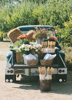 """Filled with bright flowers, breezy dresses and sun kissed skin- no wonder that the summer months are the most popular season for saying """"I Do."""" Check out our 8 new summer wedding ideas."""