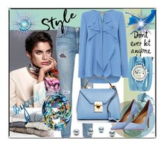 """""""selly"""" by selly111528 ❤ liked on Polyvore featuring Current/Elliott, Biba, La Mer, Stila, TravelSmith, Mark Cross and Salvatore Ferragamo"""