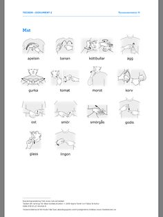 Kopieringsunderlag från www.nok.se/tecken