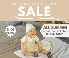 When it all began with lovable organics Sale On Now Contest On Now Organic Baby Clothes, Baby Sale, News Blog, New Moms, Organic Cotton, Young Moms