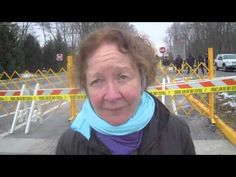 Kathy Kelly Peace Activist at CIA Drone Protest