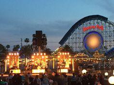 Music at Disney's California Adventure Park