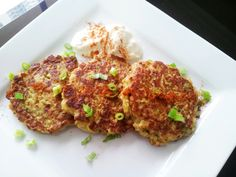 http://www.thebantingchef.co.za/recipes/vegetables/cauliflowercakes.html