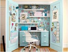 Cómo organizar tu espacio de trabajo.   Aprender manualidades es facilisimo.com