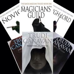 Trudi Canavan series
