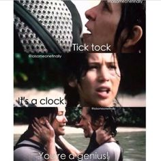 The Hunger Games Explorer tick tock wiress