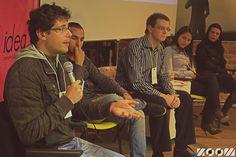 Trocando Ideias - Os dois lados do Empreendedorismo. 18/06/2013 - Nós Coworking. Realização: idea - comunicação | marketing. Foto: Zoom - Foco em Ideias