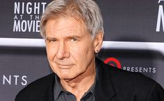 """Harrison Ford spoke before a screening of Blade Runner: The Final Cut, at the Arclight Cinema in Hollywood, California the other night, (April 24th). """"Target Presents the American Film Institutes (AFI) Night at the Movies""""."""