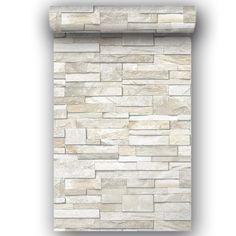papier peint imitation pierre decoration home 2016 papier peint pinterest salons