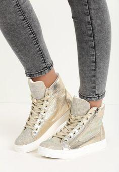 Γυναίκεια Sneakers JT17 GOLD