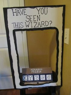 A Harry Potter 7th Birthday! | CatchMyParty.com