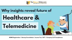 Why healthtech and telemedicine startups have a bright future ? Quick News, Bright Future, Start Up Business, Insight, Health Care, Health
