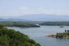 Douglas Lake, near Knoxville, TN