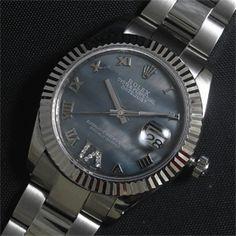 ロレックス デイトジャスト II  Swiss ETA社 2836-2 商品品番:20120615153912 世界的に著名なブランドスーパーコピー腕時計専門店「JugemWatch」