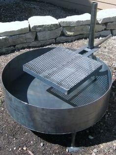Rectangle Fire Pit Liner Stainless Steel Square Or