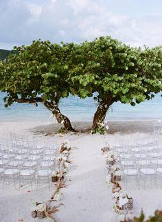 wedding ceremony idea; photo: Sylvie Gil