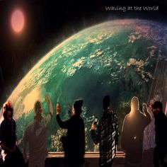 """Check out my new album """"Waving at the World"""" distributed by DistroKid and live on Tidal!"""