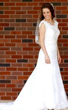 jill duggar wedding | Jill Duggar's Wedding Dress Is More Stunning Than We Imagined (PHOTO ...