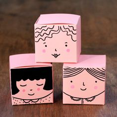 Personalised Favour Boxes