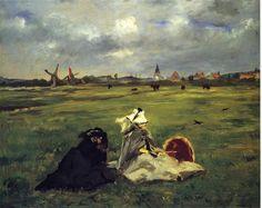 Swallows,+1873+-+Edouard+Manet