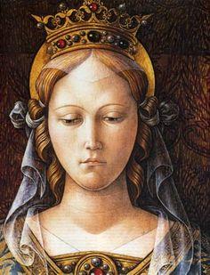 Madonna della Candeletta di Carlo Crivelli