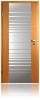 Echtholz - Holzrahmentüren in verschiedenen Designs bei TopDoors.