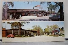 Florida FL Panacea Oaks Restaurant Motel Shopping Center Postcard Old Vintage PC | Collectibles, Postcards, US States, Cities & Towns | eBay!