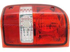 Taillight Tail Light Lamp Ford Ranger 06 07 08 Left Driver Side Dorman 1611194  #Dorman