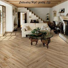 [Hot Item] Hot-Sale Nice Glazed Wooden Porcelain Tile for Floor Tiles Exterior Tiles, Vitrified Tiles, Sound Proofing, Floor Design, Building Materials, Porcelain Tile, Tile Floor, Household, Flooring
