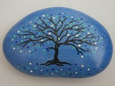 Hey, I found this really awesome Etsy listing at https://www.etsy.com/listing/162075986/painted-rock-tree