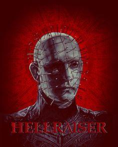 Hellraiser by Gilles Vranckx http://ift.tt/2zwG0LD