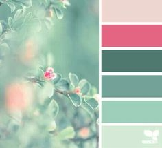 Girl room Colors
