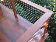 Cable Railing Design Ideas, Pictures, Remodel, and Decor - page 3