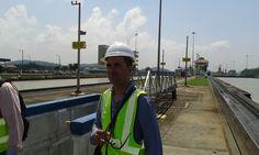 CEO #Acksol aplicación #nanocristalización Alfredo Cantó visita Canal #Panamá