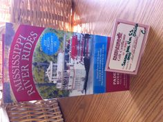 A season pass for 4 for Padelford Riverboats' sightseeing cruises.  Thanks, neighbor!